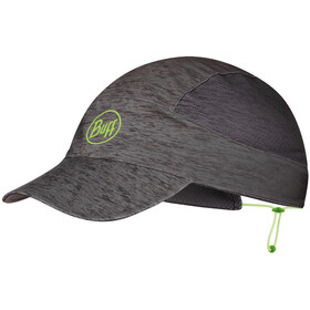 Buff Pack Run Gorra, r-grey htr